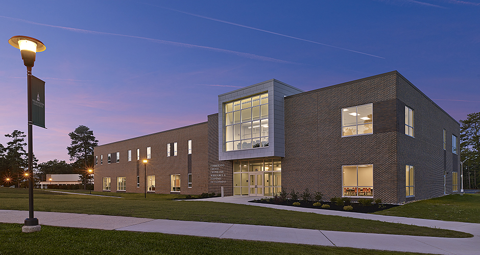 Center for Workforce & Economic Development at Cumberland County College