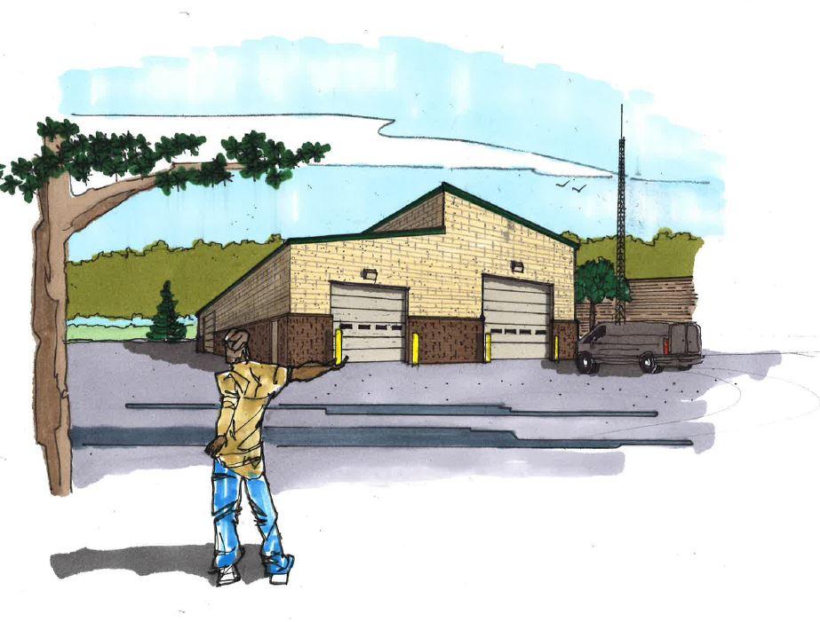 Cumberland County Improvement Authority Truck Wash