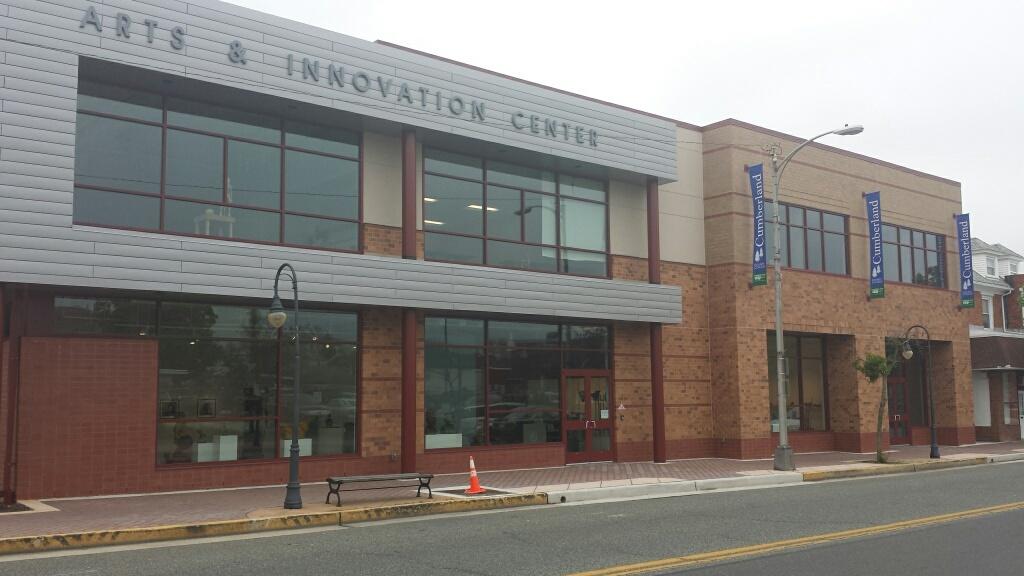 Cumberland County College Arts & Innovation Center