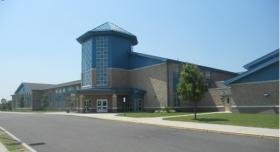 Burlington Township New Middle School