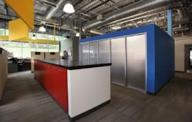 Stockton University: Facilities Department Administrative Office Building