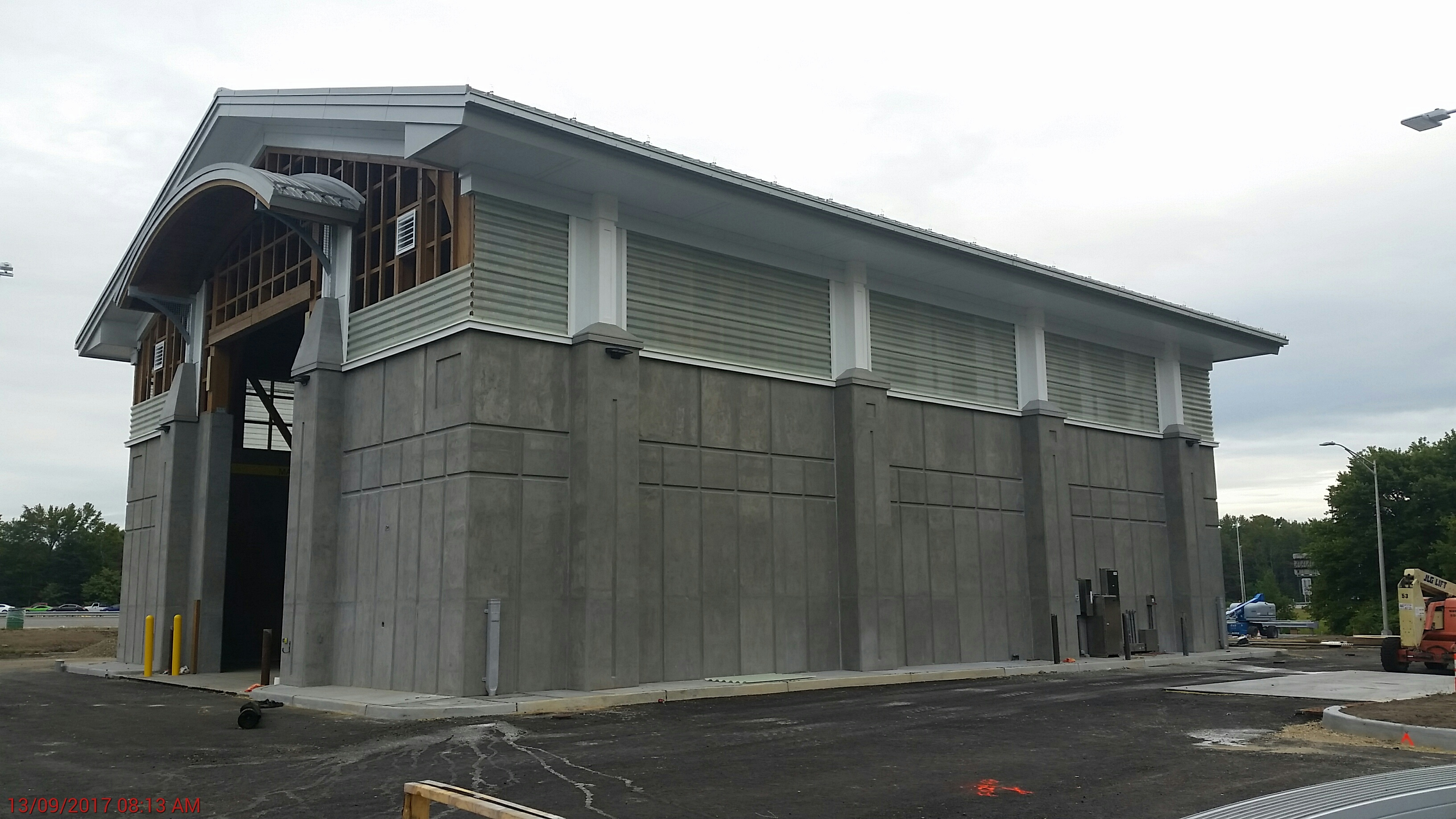 New Jersey Turnpike Authority Facilities Improvement to Interchange 1 Program