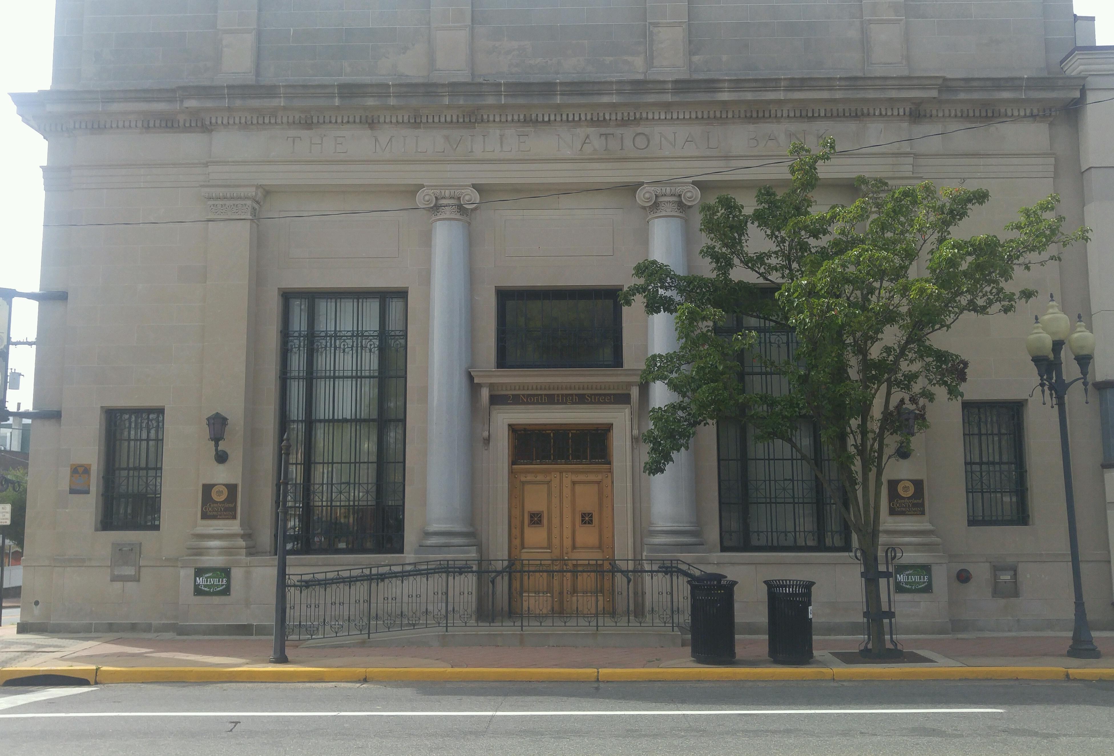 Cumberland County Improvement Authority Exterior Building Restoration & Facade Repairs