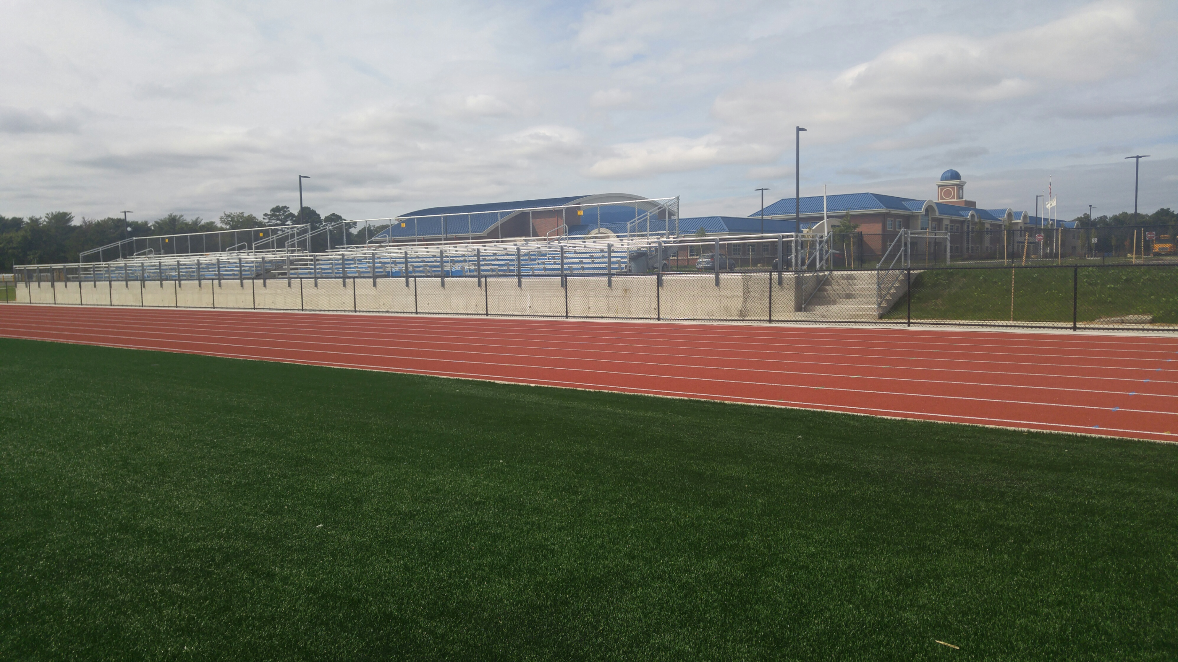 Cumberland County Technical Education Center Phase 3 Track and Field